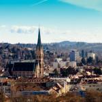 Blick vom Schlossberg Graz Bandit Art Foto - Video, Film, Mutlimedia, Videomarketing
