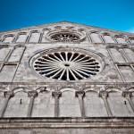 Church in Zadar Bandit Art Foto - Video, Film, Mutlimedia, Videomarketing